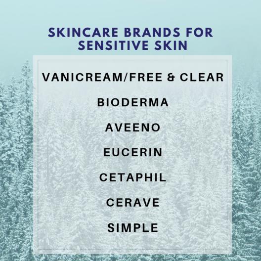 Skincare brands for Sensitive Skin (1)